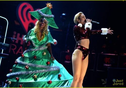 performs onstage during Z100's Jingle Ball 2013, presented by Aeropostale, at Madison Square Garden on December 13, 2013 in New York City.