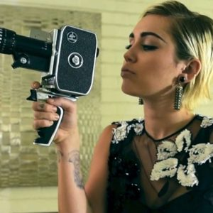 MIley Marie Claire Camera